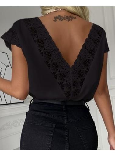 BLACK&GRACE Gömlek Siyah